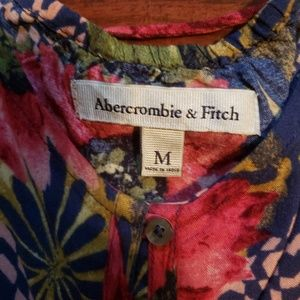 Abercrombie & Fitch Dresses - A&F Strappy Patchwork Sundress